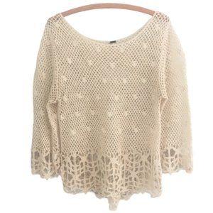 Crochet Cute Boho Summer Top